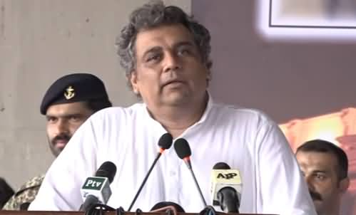 Ali Zaidi Speech in Clean Karachi Campaign Ceremony - 4th August 2019