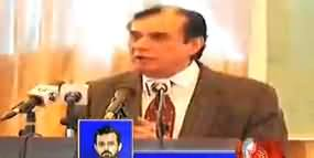 All Politicians Are Respectable For Us, NAB Will Never Be A Part of Any NRO - Chairman NAB