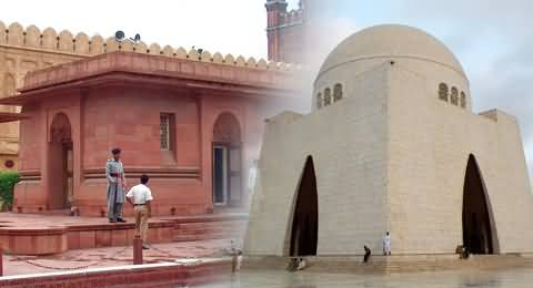 Allama Iqbal And Quaid E Azam Mazars Closed For Public