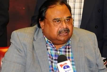 Altaf Hussain Looking Extremely Fat and Heavy - Watch Latest Pictures After Release