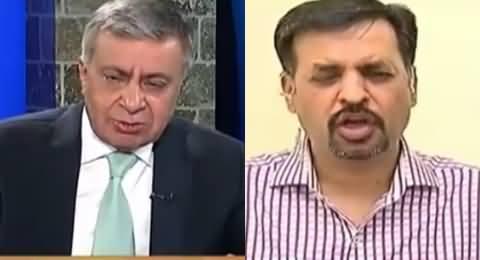 Altaf Hussain Ne Koi Kushti To Larni Nahi, Lait Kar Awaz Hi Nikalni Hai - Mustafa Kamal