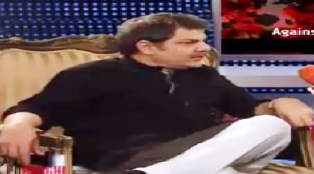 Altaf Hussain Should Be in Mental Hospital or In Madame Tussauds Museum- Mubashir Luqman