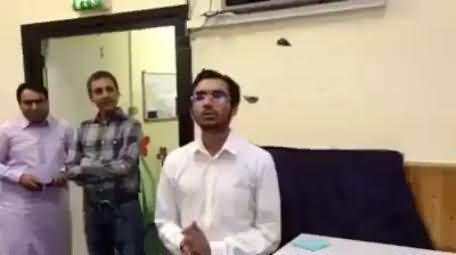 Amazing Parody of Imran Khan, Javed Chaudhry and Pervez Musharraf by a Talented Boy
