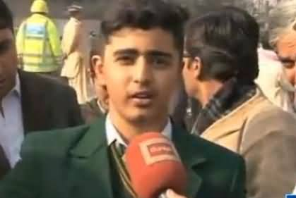 Shocking Stories By the Students Who Escaped in Peshawar School Terrorist Attack