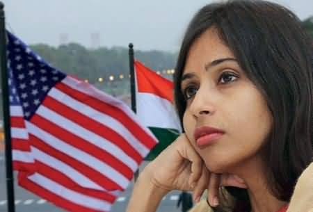 America Denied To Accept the Pressure of India on the Issue of Indian Ambassador