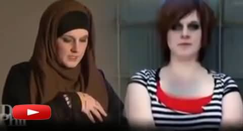American Female Singer Accepts Islam, Watch Her Shocking Interview