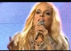 American Singer Heather Schmid Urdu Song For Pakistani People on Independence Day 14th August 2013