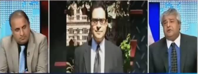 Amir Mateen Analysis on Panama Case Hearing And PMLN Lawyer Salman Akram Raja