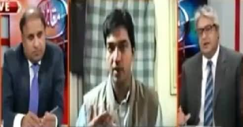 Amir Mateen Reveals Who Recorded and Leaked Saulat Mirza's Video From Death Cell