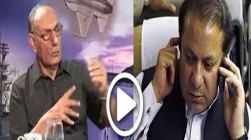 Amjad Shoaib blast on Nawaz Sharif on his statement