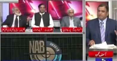 Analysis With Asif (Chairman NAB Vs Nawaz Sharif) – 10th May 2018
