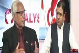 Analysis With Asif (Hakumat Khaufzada Kyun?) – 1st June 2017