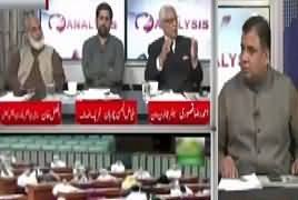 Analysis With Asif (Nawaz Sharif Disqualified For Life) – 13th April 2018