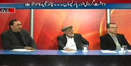 Analysis With Asif (Terrorism and Role of Parliament) - 7th January 2015