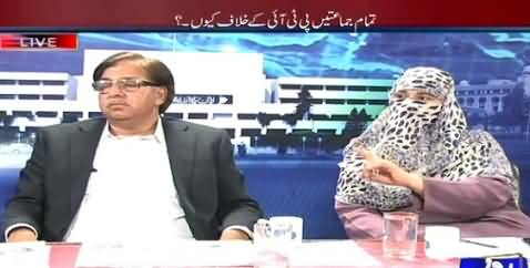Analysis With Asif (Why All Political Parties Against PTI?) – 7th April 2015