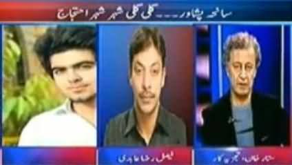 Anchor Abdul Sattar Khan Blasts Maulana Abdul Aziz and Other Mullahs of Our Society