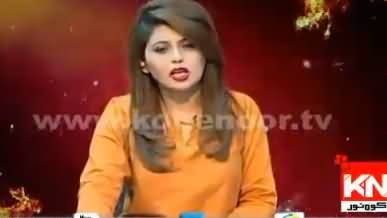 Anchor Fiza Akbar's Befitting Reply to Khursheed Shah for Criticizing Chief Justice