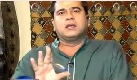 Anchor Imran Khan Announced To Boycott Ishaq Dar Until He Apologize to Journalist