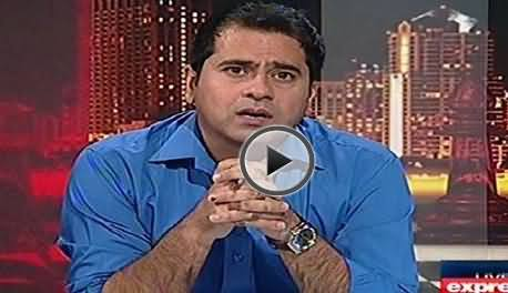 Anchor Imran Khan Blasts Geo Group For Playing with the Emotions of Muslims