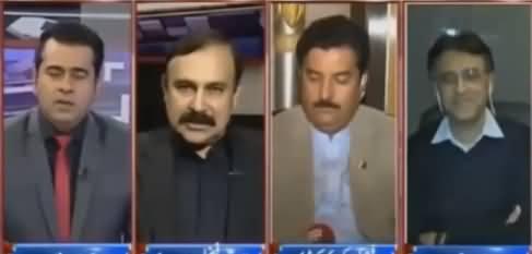 Anchor Imran Khan Traps Tariq Fazal Chaudhry on Maryam's Contradictory Statements
