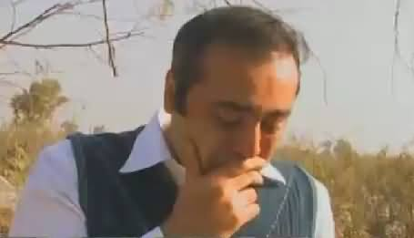 Anchor Mansoor Ali Khan Crying On Story Of Four Year Old APS Martyr