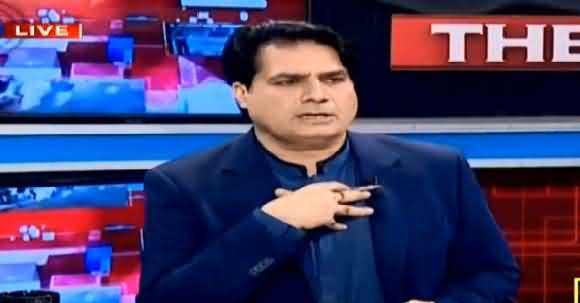 Anchor Sabir Shakir's Special Message To Bilawal Bhutto