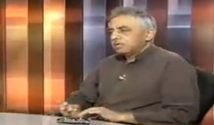 Anchor Shahzad Iqbal Made Muhammad Zubair Speechless on Pak India Cricket
