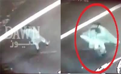 Another CCTV Footage Of 6 Year Old Girl Kid-napping In Punjab