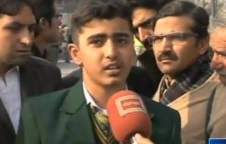 Another Eye Witness Telling the Details of Terrorists Attack on Army Public School Peshawar