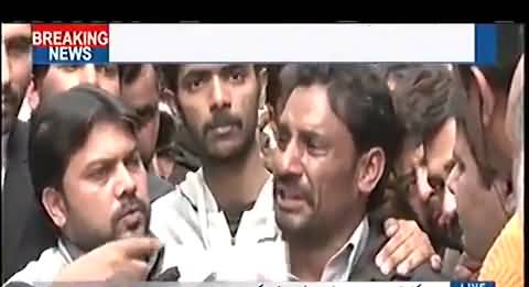 Another Father From Kasur Who's Daughter Is Missing Appears Before media