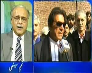 Apas Ki Baat (Imran Khan Ka Polio Ke Khilaf Operation) - 20th December 2013