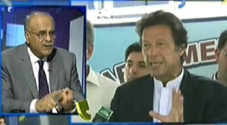 Apas Ki Baat (Imran Khan Ki Ehtajaji Campaign Ka Maqsad Kya?) – 3rd April 2014