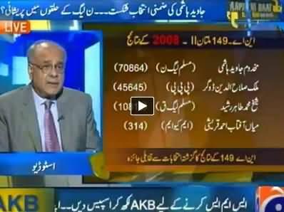Apas Ki Baat (Javed Hashmi's Defeat, PMLN Worried) – 17th October 2014