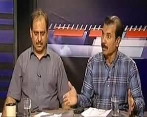 Apna Apna Gareban - 14th July 2013 (Abbottabad Comission Report,Gungay Ki Gawaii)