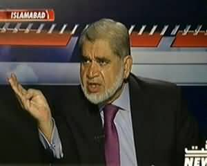 Apna Apna Gareban (Exclusive Interview of Akram Sheikh) – 27th January 2014