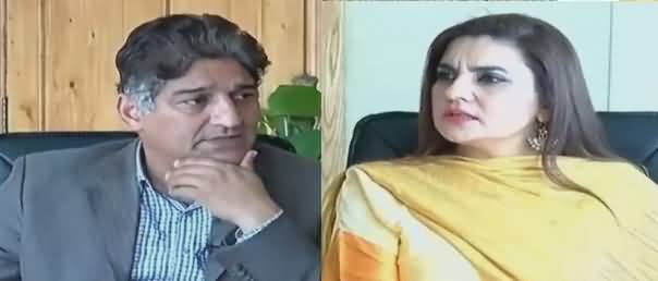 Apna Apna Gareban (Kashmala Tariq Exclusive Interview) – 8th March 2018