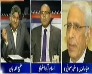 Apna Apna Gareban (Muzakraat Mein Media ka Kirdar kya?) - 1st February 2014