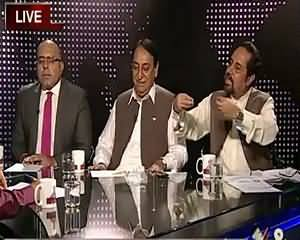 Apna Apna Gareban (Nawaz Sharif in Karachi) – 19th August 2015