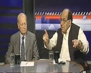 Apna Apna Gareban (Nawaz Sharif Threat To The Government) – 13th April 2014