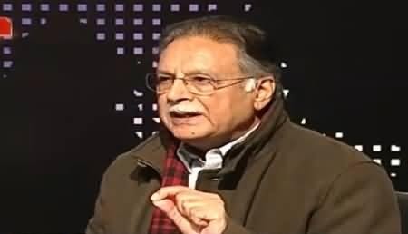 Apna Apna Gareban (Pervez Rasheed Exclusive Interview) - 26th January 2015