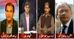 Apna Apna Gareban (PTI Aur MQM Taakra in Karachi) – 1st April 2015