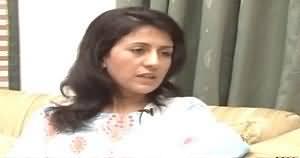Apna Apna Gareban (Samina Baig Exclusive Interview) – 7th January 2016