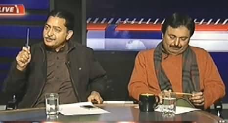 Apna Apna Gareban (What is the Future of PTI, PMLN Dialogues) – 6th December 2014