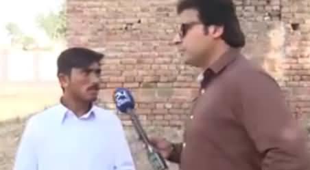 Apni Sagi Behan Ko Qatal Karne Waale Shakhs Ka Interview Sunye