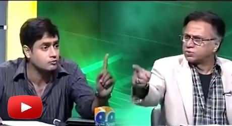 Are We Pakistanis A Nation Or A Crowd? - Hassan Nisar Vs Abrar ul Haq - Hot Debate