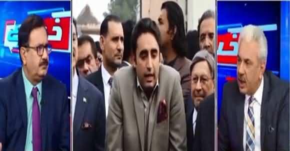 Arif Hameed Bhatti Bashes Bilawal Over Attributing Imran Khan To Narendra Modi