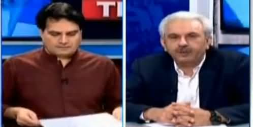 Arif Hameed Bhatti Comments on Asif Zardari's Appearance Before NAB