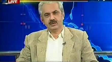 Arif Hameed Bhatti Cracking Very Funny Joke on Pervez Musharraf's Current Role in Politics