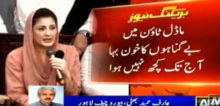 Arif Hameed Bhatti Critical Comments on Maryam Nawaz Tweet In Favour of PTM