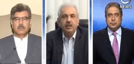Arif Hameed Bhatti Critical Comments on PTI Govt's Performance